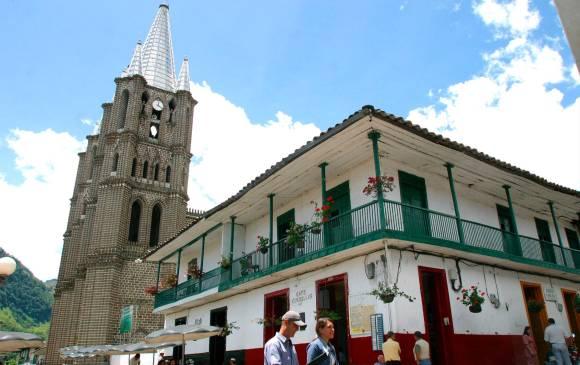 """Jardín, en el top 10 de los destinos más """"acogedores"""" de Colombia"""